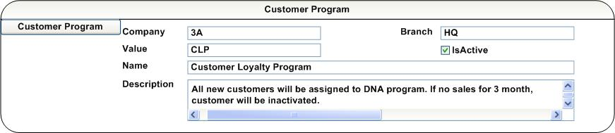 TenthPlanet_Compiere_Distribution_Partner_Relation_Define Customer Program