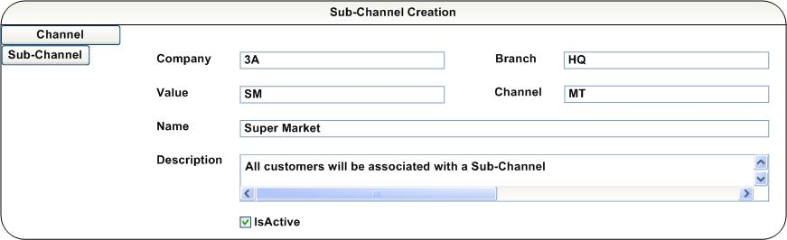 TenthPlanet_Compiere_Distribution_Partner_Relation_Define_Sub-Channel