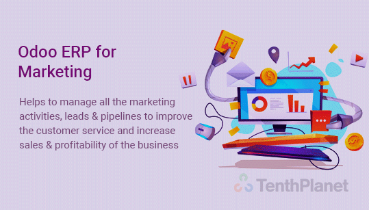 TenthPlanet-ERP-solution-odoo-erp-for-marketing